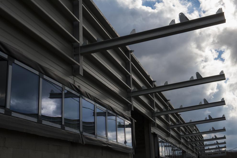 NATO SAC Hangár Pápa