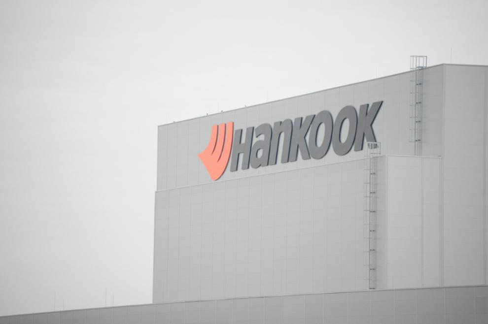 HANKOOK Gumigyár III. ütem